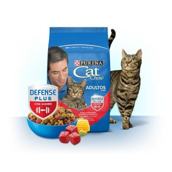 Cat Chow Adulto Deli Sabor Carne X15Kg